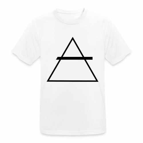 ALKIMASTA - T-shirt respirant Homme