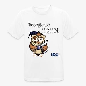 06 UGUM - Maglietta da uomo traspirante