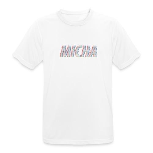 micha1 - Männer T-Shirt atmungsaktiv