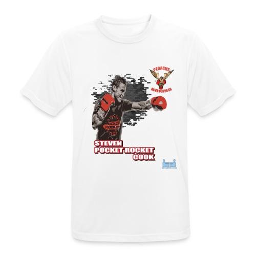Steve Pocket Rocket Cook - Men's Breathable T-Shirt