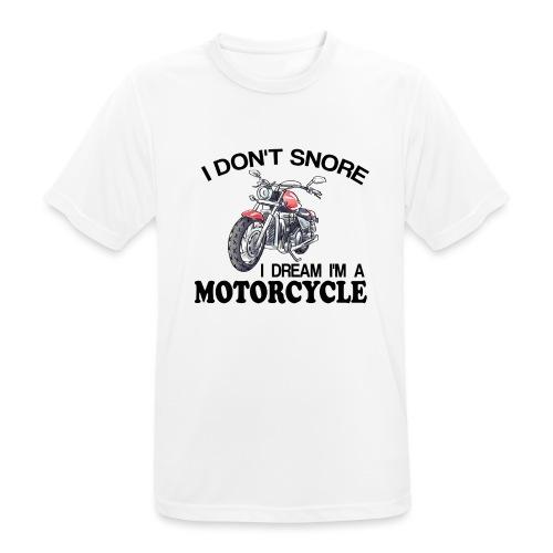I DON´T SNORE - Camiseta hombre transpirable