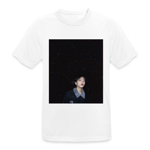 Moon! - Men's Breathable T-Shirt