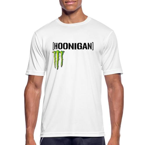 monster energy hoonigan - Andningsaktiv T-shirt herr