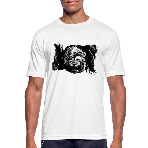 Raven & lion - T-shirt respirant Homme