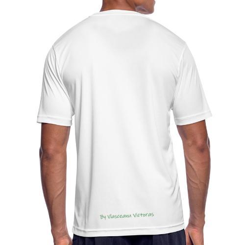 2 Smart - Herre T-shirt svedtransporterende