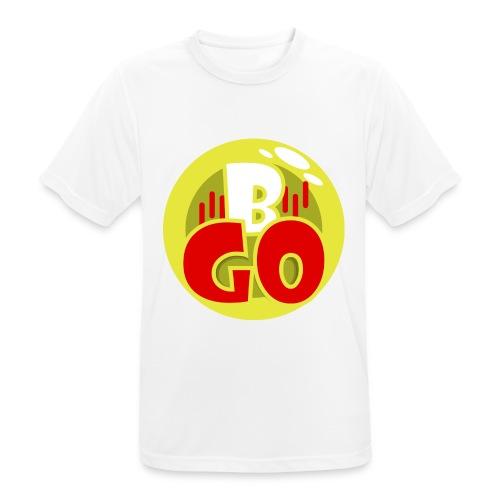 Bovago - Mannen T-shirt ademend actief