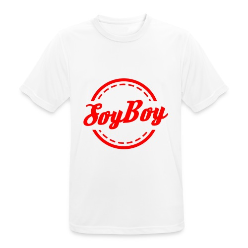 For Us Soy Boys Red - Men's Breathable T-Shirt