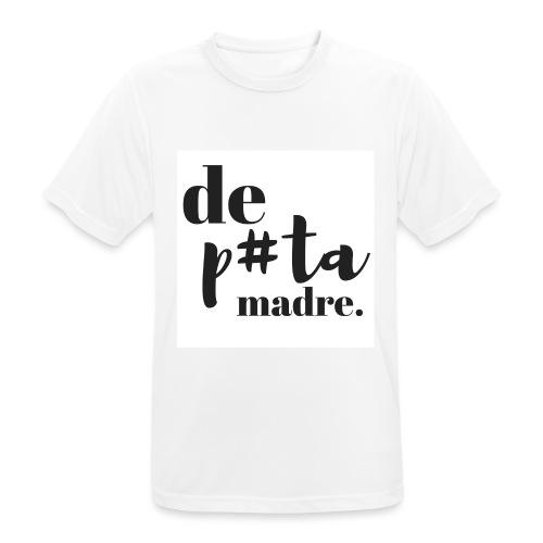 DeP#taMadre - Camiseta hombre transpirable
