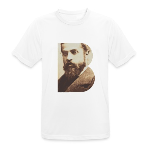 BT_GAUDI_ILLUSTRATOR - Men's Breathable T-Shirt