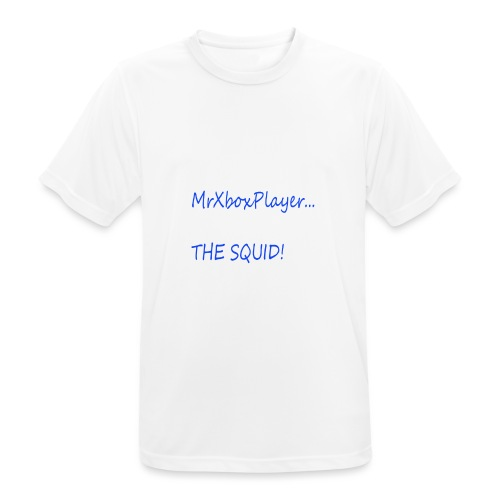 MrXboxPlayer The SQUID - Men's Breathable T-Shirt