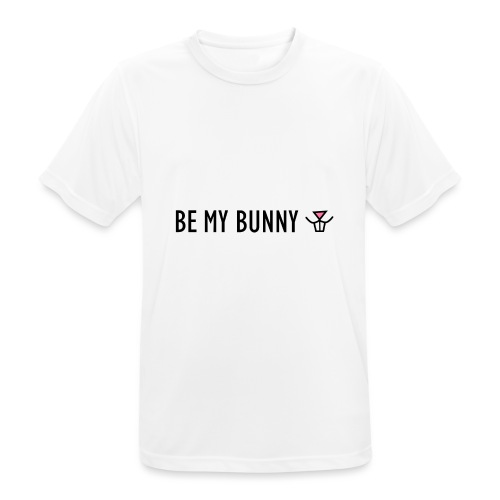 Be My Bunny - Men's Breathable T-Shirt
