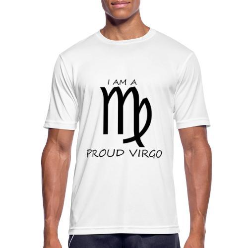 VIRGO - Men's Breathable T-Shirt