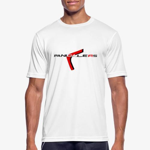 PANIGALERS - Camiseta hombre transpirable