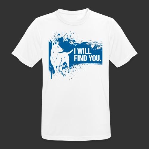 Rescue - Men's Breathable T-Shirt