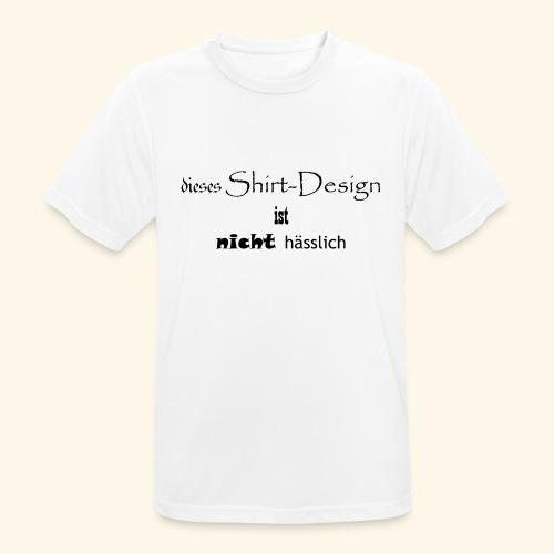 test_shop_design - Männer T-Shirt atmungsaktiv