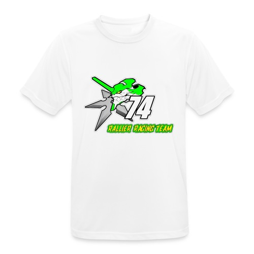 Rallier Racing Team - T-shirt respirant Homme