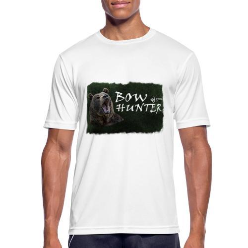 Bowhunter - Männer T-Shirt atmungsaktiv