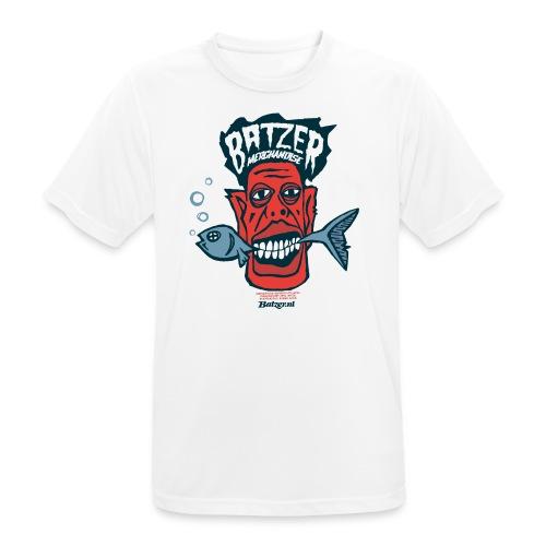 Batzer Vis - Mannen T-shirt ademend actief