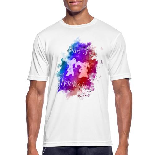 BadJoke just stylelicious - Männer T-Shirt atmungsaktiv