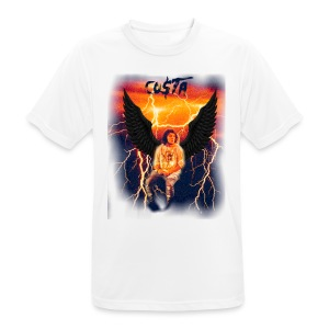 Co$ta Lighting Sunset - Men's Breathable T-Shirt