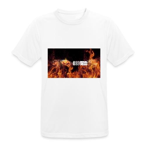 Barbeque Chef Merchandise - Men's Breathable T-Shirt