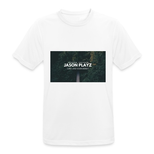 Jason Playz - Men's Breathable T-Shirt