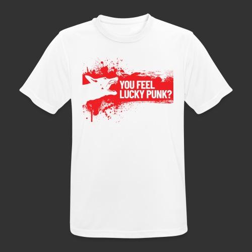 K9 Punk - miesten tekninen t-paita