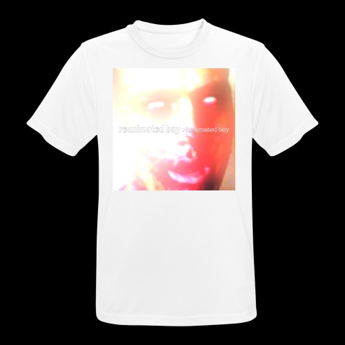 Reanimated boy single cover - Men's Breathable T-Shirt