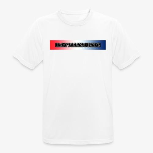 Rayman Exclusive Banner - Pustende T-skjorte for menn