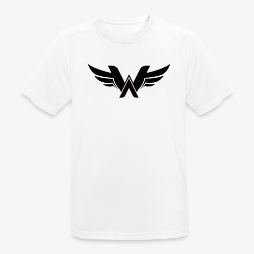 T-Shirt Logo Wellium - T-shirt respirant Homme