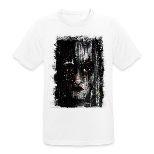 Man in the Dark - Mannen T-shirt ademend actief