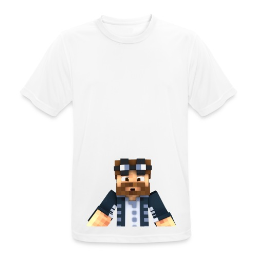 TitanHammer Soprendido - Camiseta hombre transpirable