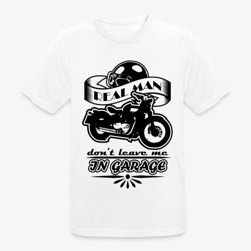 biker style - Maglietta da uomo traspirante