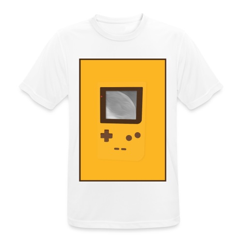 Game Boy Nostalgi - Laurids B Design - Herre T-shirt svedtransporterende