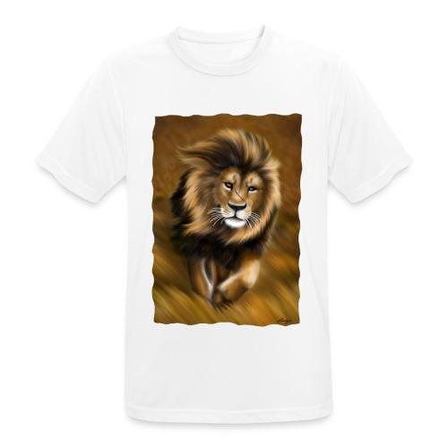 Il vento della savana - Maglietta da uomo traspirante