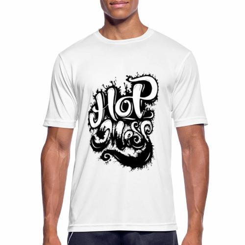 Hot Mess - Tattoo Urban Ink Graffitti - Herre T-shirt svedtransporterende