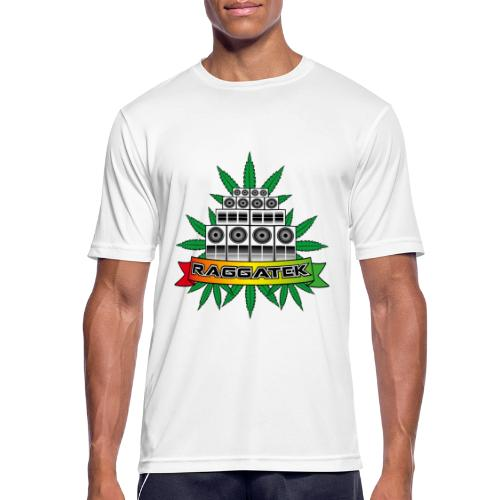 Raggatek Sound System - Men's Breathable T-Shirt