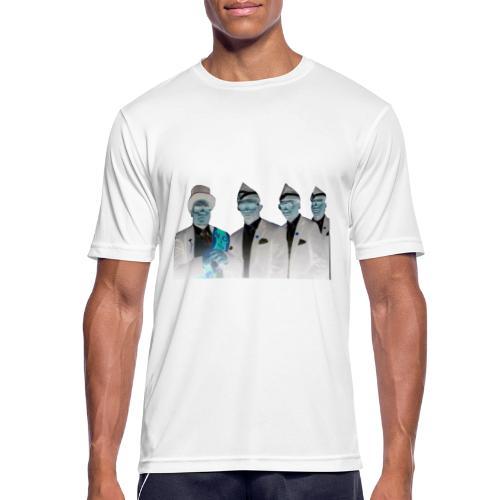 african qui dance - T-shirt respirant Homme