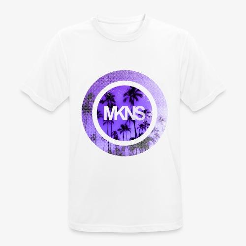 MKNS0007 - Männer T-Shirt atmungsaktiv