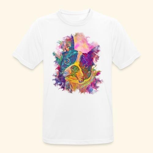 BULLDOG FRANCES - Camiseta hombre transpirable