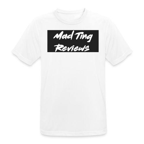 Mad Ting Reviews OG clothing Logo - Men's Breathable T-Shirt