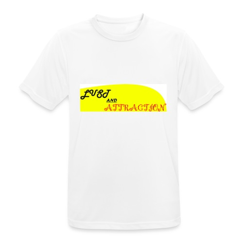 lust ans attraction - Men's Breathable T-Shirt