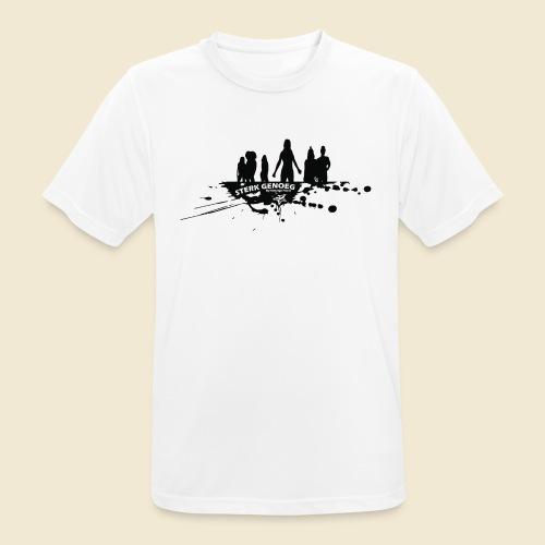 Sterk Genoeg by Natasja Poels limited edition - Mannen T-shirt ademend