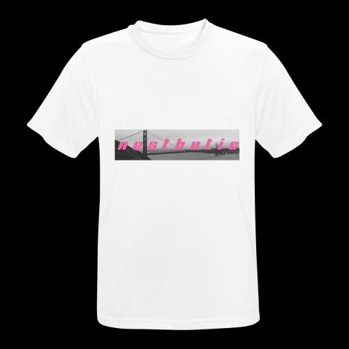 aesthetic_V1 - Männer T-Shirt atmungsaktiv