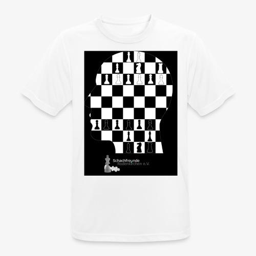 Schachfreunde Rodenkirchen - Männer T-Shirt atmungsaktiv