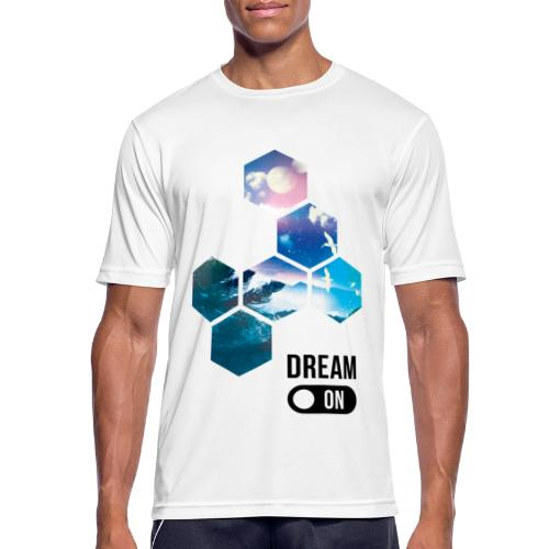 Dream on - T-shirt respirant Homme
