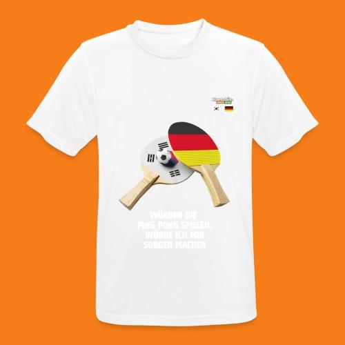 Korea Shirt - Männer T-Shirt atmungsaktiv
