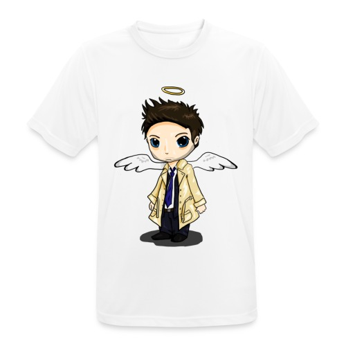 Team Castiel (dark) - Men's Breathable T-Shirt