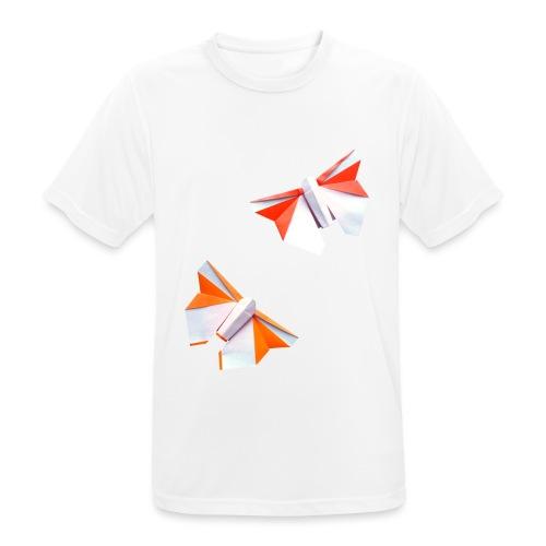 Butterflies Origami - Butterflies - Mariposas - Men's Breathable T-Shirt