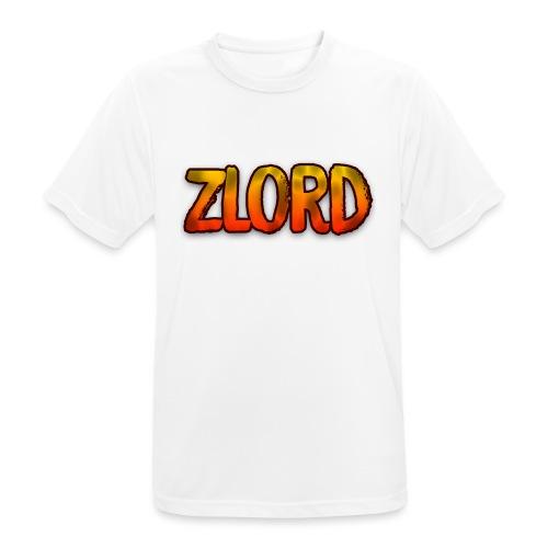 YouTuber: zLord - Maglietta da uomo traspirante